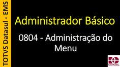 Totvs - Datasul - Treinamento Online (Gratuito): 0804 - EMS - Administrador Básico - Administração ...