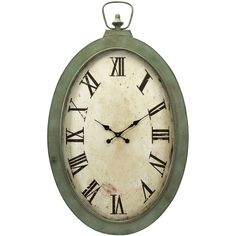 Atascadero Oversized Wall Clock