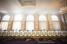 Fabulous long estate table at The Georgian Terrace