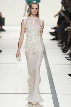 Elie Saab RTW Spring 2014 - Slideshow - Runway, Fashion Week, Reviews and Slideshows - WWD.com