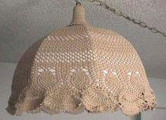 crochet-lampshade