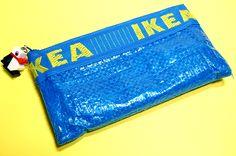 IKEAリメイクペンケース