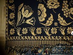 1841-DATED-NAMED-BLUE-AND-BEIGE-COVERLET-BERGEN-COUNTY-N-J-N-YOUNG-WEAVER