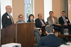 Chad's Panel on #NY Hotel Development at the HOTELSnyc conference - May 2013. #Architecture #Design