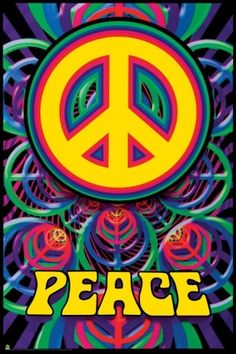 New and used Peace Sign Poster Love Hippy Psychedelic Art 3073 up for sale. Buy and sell Peace Sign Poster Love Hippy Psychedelic Art 3073 on FindTarget Auctions online auction site. Poster Love, Peace Poster, Hippie Peace, Hippie Love, Hippie Things, Hippie Bohemian, Peace Love Happiness, Peace And Love, Perfect Peace