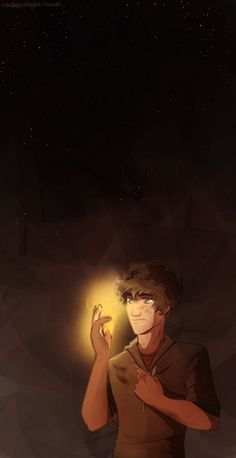 Leo Valdez | I can see this happening in The House of Hades when Leo is leading Hazel down to the Doors of Death where they're supposed to meet Pasiphae and Clytius