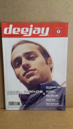 DEEJAY. DANCE MAGAZINE OFICIAL / Nº 38 - MARZO 2001. COMO NUEVA.