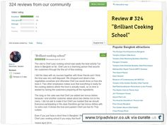 "CHef LeeZ review #324 ... ""Brilliant Cooking School"" Clipped from www.tripadvisor.co.uk"