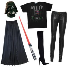 Dress Up As (and Shop) the Most Googled Halloween Costumes of 2015 - Star Wars  - from InStyle.com