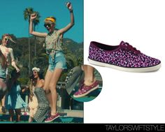 keds by taylor swift