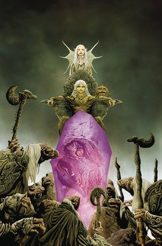 Jim Henson Power Of Dark Crystal No. 1 Cover