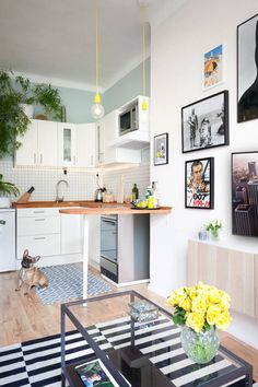how to work with tall cabinets with no shelves