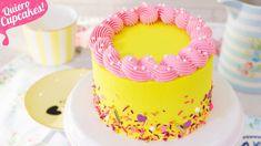 Cupcakes, Buttercream Cake, Cake Decorating, Decorating Ideas, Sweet Recipes, Birthday Cake, Desserts, Videos, Food
