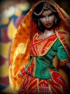 isha doll | Gauri Mehra, (originally Age of Opulence Isha ) by OddMod