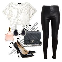 """Untitled #14"" by elvira-duric ❤ liked on Polyvore"