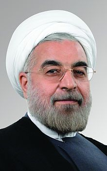 Hassan Rouhani is president elect of Iran.  Iran's supreme leader, Ayatollah Ali Khamenei, who allowed Mr. Rowhani to win the election