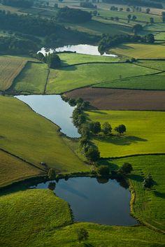 étangs entre #Grury et Neuvy-Grandchamp ©Francis Cormon