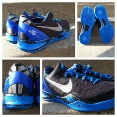 Hit the court in the Nike Kobe 8 System this season. More colorways available. #Eastbay #Basketball #Shoes