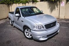 Bid for the chance to own a One-Family-Owned 2001 Ford SVT Lightning at auction with Bring a Trailer, the home of the best vintage and classic cars online. Transmission Cooler, Automatic Transmission, Ford Classic Cars, Classic Cars Online, Ford Specials, Ford Lightning, Customised Trucks, Ford Svt, Final Drive