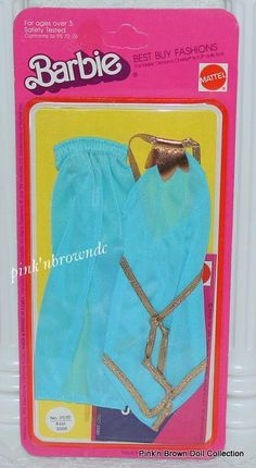 1975 Barbie - Best Buy Fashions #2550