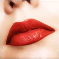 MAC matte lipstick in CHILI. THE Holy Grail warm red lipstick great for red hair and golden skin tones.