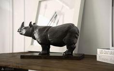 Rhino blender cycles rendering 3D arkilium