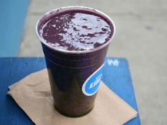 Smoothies to try in NYC when I get there...