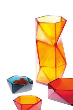 Vase Hexagon | LATI NOS