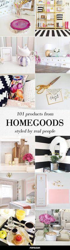 101 Amazing Pieces You'd Never Guess Were From HomeGoods