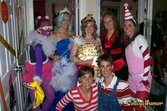Candyland Costumes