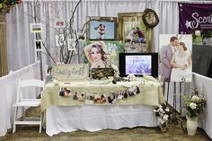 Cullman Bridal Show Booth
