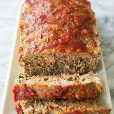 Classic Meatloaf Recipe - Simply Recipes