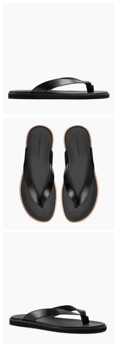 0a9045ec7 Dumont Leather Thong Sandal - 39