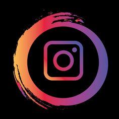 vector y png New Instagram Logo, Instagram Symbols, Free Instagram, Instagram Story, Instagram Images, Logo Ig, App Logo, Web Banner Design, Icon Design