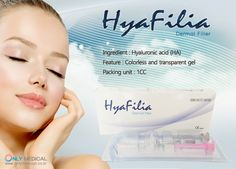 Only Medical 온리메디칼: Medical Comapny Product - Hyafilia (dremal filler)...