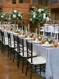 Pin by Southern Events Party Rental Company on Trendy Tablescapes