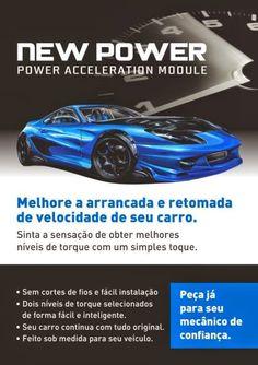 MIKI MOTORS oficina mecânica: NEW POWER