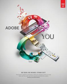 Adobe Ad Campaign
