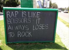 funny rock, paper, scissors