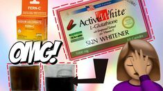 VLOG#53: ACTIVE WHITE L GLUTATHIONE TEST - BAKIT MURA? ft. FERN C Product Review, Ferns, Whitening