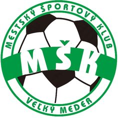 MŠK - Thermál Veľký Meder (Slovakia) #MŠKThermálVeľkýMeder #Slovakia (L18334) Club, Soccer Ball, Badge, Football, San, Sports, World, Football Equipment, Madness