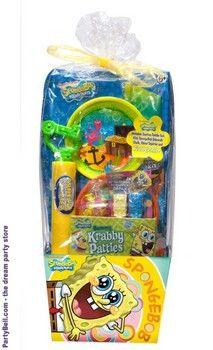 SpongeBob Easter Basket $17.28