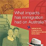 History units - National Museum Australia What impacts has immigration had on Australia? Primary History, Historical Concepts, School 2017, Australian Curriculum, Thumbnail Image, Teaching Kindergarten, Social Science, National Museum, Literacy