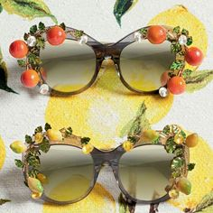 Dolce & Gabbana Summer 2016 Fashion Sunglasses inside the 'Italian Summer' Women Collection. More insights on @dolcegabbana. #dgwoman #italiaislove
