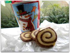 Receitas do Caldeirão da Bruxa Solar: Biscoitos bicolores de baunilha e chocolate (ainda bem que deu tempo!!)