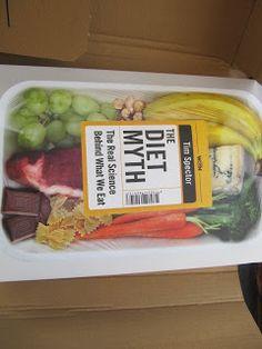 HonestlyMum: The Diet Myth review