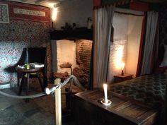 Inside William Shakespeare's birthplace #stratford #shakespeare