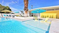 Vacation Palm Springs   MidMod Wexler Retreat   Palm Springs Vacation Rental