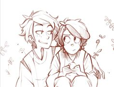 Elentori<<< Broship! I only Broship this ok?!<<< yea it's totally okay! These two are my brotp