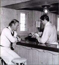 Homo History: Cary Grant and Randolph Scott: A Gay Hollywood Romance.